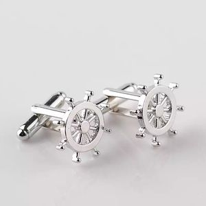 Other - Nautical Wheel Cufflinks